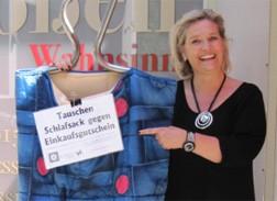 Tauschen Schlafsack gegen Einkaufsgutschein – mit grossem Sale!